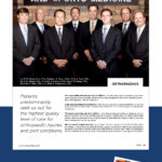 Southlake Style Magazine Features All-Star Orthopaedics Team